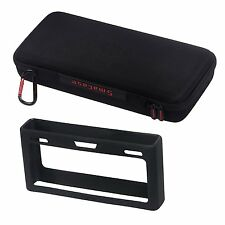 Smatree Black Cover and carrying case for Bose SoundLink Bluetooth Speaker Iii
