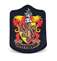 Harry Potter GRYFFINDOR Long Iron Sew on Embroidered Patch