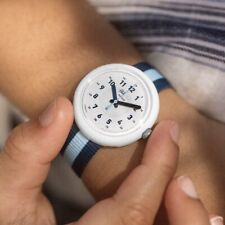 Hodinkee Flik Flak Summer Edition / limited and sold out / Swatch Kids Watch