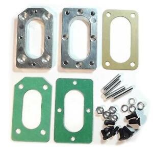 Intake manifold Adapter Weber 32/36 DG for Mazda, Datsun, Suzuki, Toyota, Isuzu