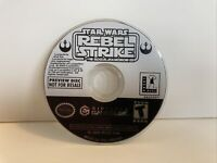 Star Wars Rogue Squadron III: Rebel Strike PREVIEW Disc (Gamecube) Disc Only