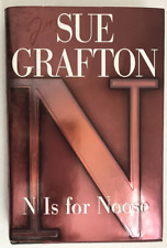 N Is for Noose   SueGgrafton Hardcover 1998