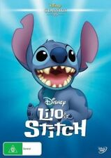 Lilo & Stitch (Disney Classics)  - DVD - Region 4 [New & sealed]