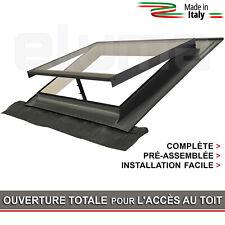 Lucarne / Fenêtre de toit - Ligne BASIC VASISTAS 55x45 (Dakraam - Dachfenster)