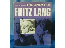 The Cimema of FRITZ LANG / Paul M. Jensen