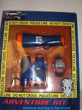 Law Enforcement Adventure Kit New in Box