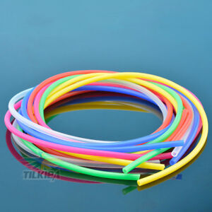 1 Meter 3mm*5mm Water Cool Tube Silicone For RC Electric Boat Gas Methanol