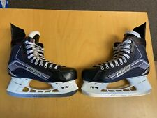 Bauer Vapor X400 Senior Ice Hockey Skates - Size 8 Ee Wide - Used Once