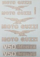 MOTO GUZZI V50 MONZA MODEL  PAINTWORK DECAL KIT
