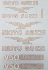MOTO GUZZI V50 MONZA MODEL  PAINTWORK DECAL KIT