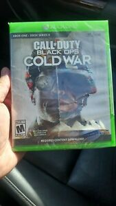 Call of Duty: Black Ops Cold War Xbox One/ Xbox Series X - BRAND NEW IN BOX!