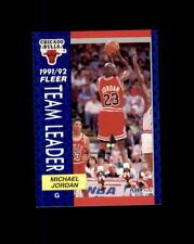 1992 FLEER #375 MICHAEL JORDAN