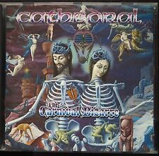Cathedral ‎– The Carnival Bizarre CD Earache ‎– MOSH 130CD 1995 NM/Mint