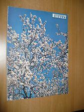 PIRELLI RIVISTA D'INFORMAZIONE E TECNICA N.3-4 1970 SORGENTI NILO MEZZOGIORNO