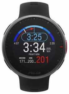 Polar Vantage V2 GPS Watch - Black, M/L (with H10 Heart Rate Sensor)