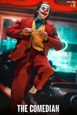 1/6 Scale TOYS ERA PE004 The Comedian Jacques Joker Clown w/Three Heads