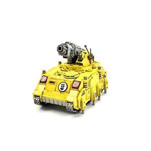 IMPERIAL FISTS hunter Tank #2 Warhammer 40k