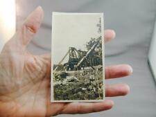 Antique Real Photo The Marion Steam Shovel Co. Marion OH