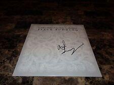 Mark Lanegan & Duke Garwood Vinyl Signed Queens Of The Stone Age Mad Season COA