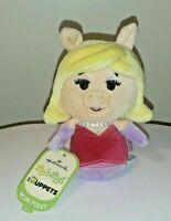 Hallmark Itty Bitty Bittys - MISS PIGGY (Disney - The Muppets) NWT - Plush Toy