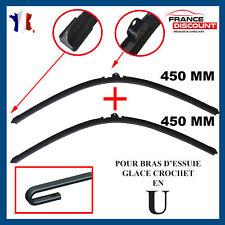 Balais d'Essuie Glace Plat Avant 450+450 mm pour RENAULT CLIO I EXPRESS SUPER 5