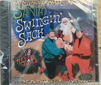 Factory Sealed Santa's Swingin' Sack by Kevin & Bean CD KROQ 106.7