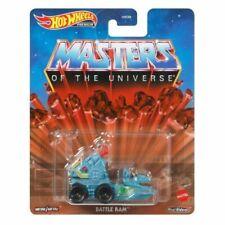 Hot Wheels Premium Masters of The Universe Battle RAM - DMC55-GRL65