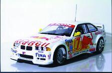 1:18 UT Models BMW Race E36 M3 GTR '97 #7 Quester 'Red Bull'