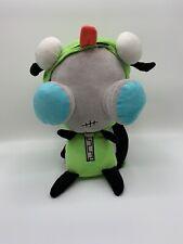 "Invader Zim Robot Gir 13"" Backpack Nickelodeon 2010"