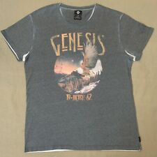 Genesis Jupiter Cover Mens Sublimation Polyester Cotton T Shirt