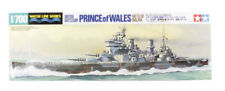TAMIYA 1/700 SHIPS PRINCE OF WALES BATTLE OF MALAYA