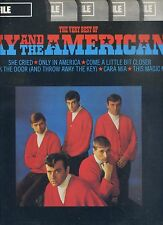 JAY AND THE AMERICANS the very best of POPFILE REC EX LP