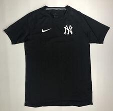 New York Yankees Nike Dri Fit Breathe Shirt Size Large New