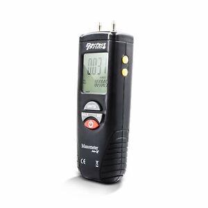 Digital Air Pressure Meter Manometer Gauge and Differential Pressure ±13.79kPa