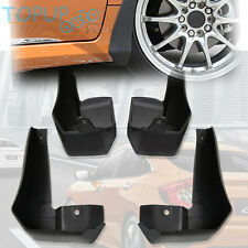 FRONT REAR MUD FLAP FIT FOR 2016 2017 HONDA CIVIC SEDAN SPLASH MUD GUARDS FENDER