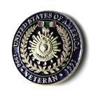 Внешний вид - Operation Desert Storm Gulf War Veteran 1990 1991 USA Lapel Pin Badge 1 inch
