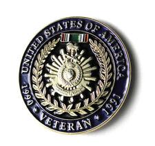 Operation Desert Storm Gulf War Veteran 1990 1991 USA Lapel Pin Badge 1 inch