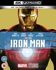 Iron Man (4K Ultra HD + Blu-ray) [UHD]