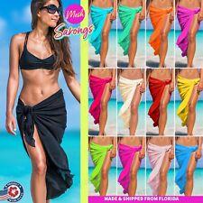 Coqueta Mesh Bikini Swimwear Cover Up Sarong Pareo Swimsuit wrap Women Ladies