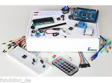 Kit For Arduinolernset With Micro Controller Relaisshield Ir Remote Control