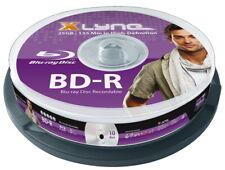 50 Xlyne Rohlinge Blu-ray BD-R 25GB 4x Spindel SONDERPOSTEN