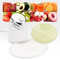 Automatic Control Face Mask Fruit Vegetable Facial Mask Maker Skin Care Machine