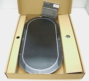Jabra Speak 810 UC USB / Bluetooth Wireless Conference Speakerphone 7810-209 NEW