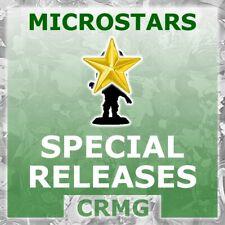 CRMG Corinthian MicroStars MISC SPECIAL RELEASES (like SoccerStarz)