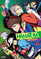 Hamatora: The Animation - Complete Collection (DVD, 2015, 3-Disc Set)