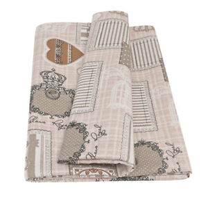 Cloth Furniture Cover Everything Cotton Home Elegant Wine Bed Granfoulard Hearts