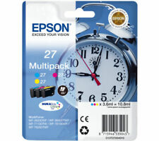 Epson 27 Multipack CMY T2705