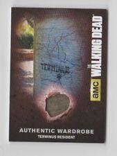 The Walking Dead AMC Costume Trading Card Terminus Resident M30
