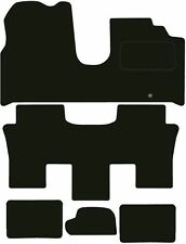 Peugeot 807 Tailored Deluxe Quality Car Mats 2005-2010