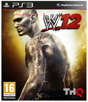 Jeu PS3 W12 Occasion